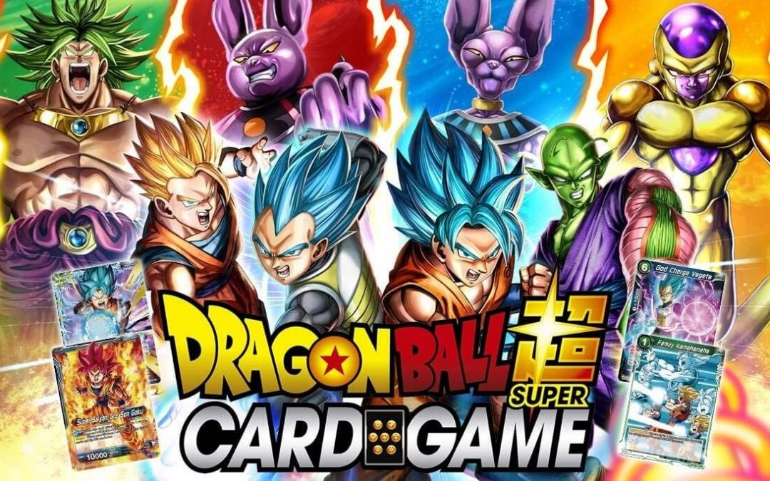 On se lance dans DragonBall Super Card Game !