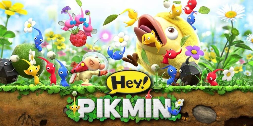 Hey! Pikmin, un épisode tout en fraicheur.