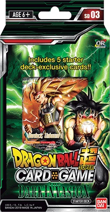 DragonBall-Super-Deck-démarrage