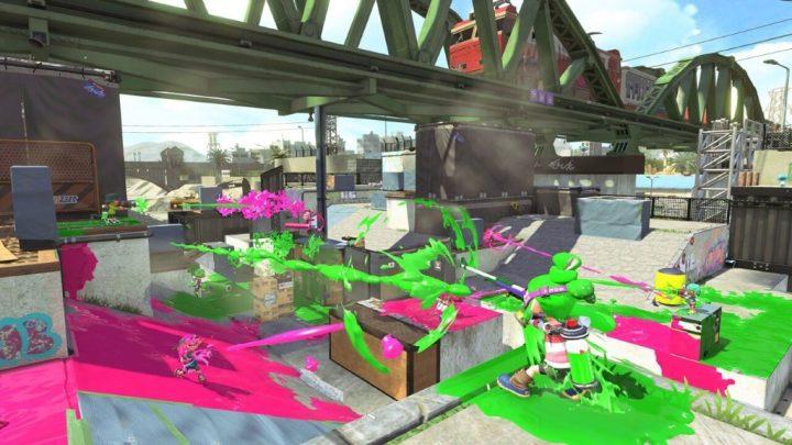 Splatoon 2, de quoi mettre de la couleur dans sa Nintendo Switch