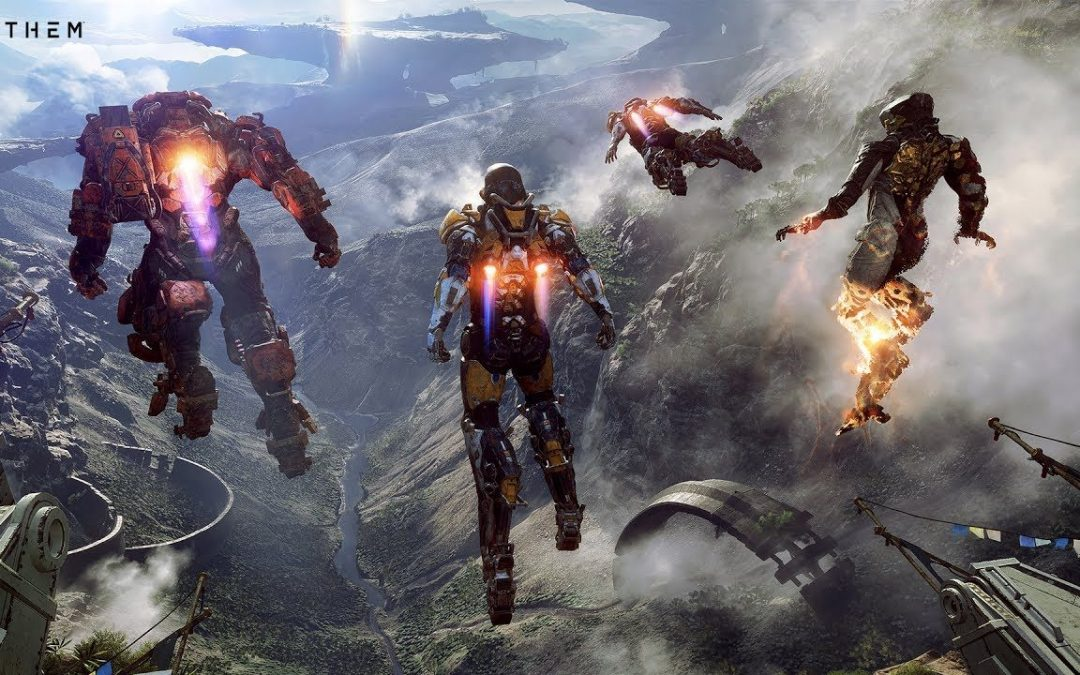 Anthem : le diamant trop brut !