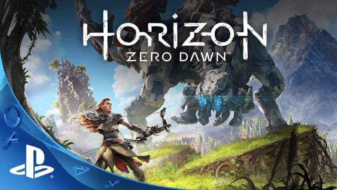 Horizon : Zero Dawn, mon gros kiffe de cette année !