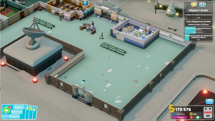 two point hospital dlc-3