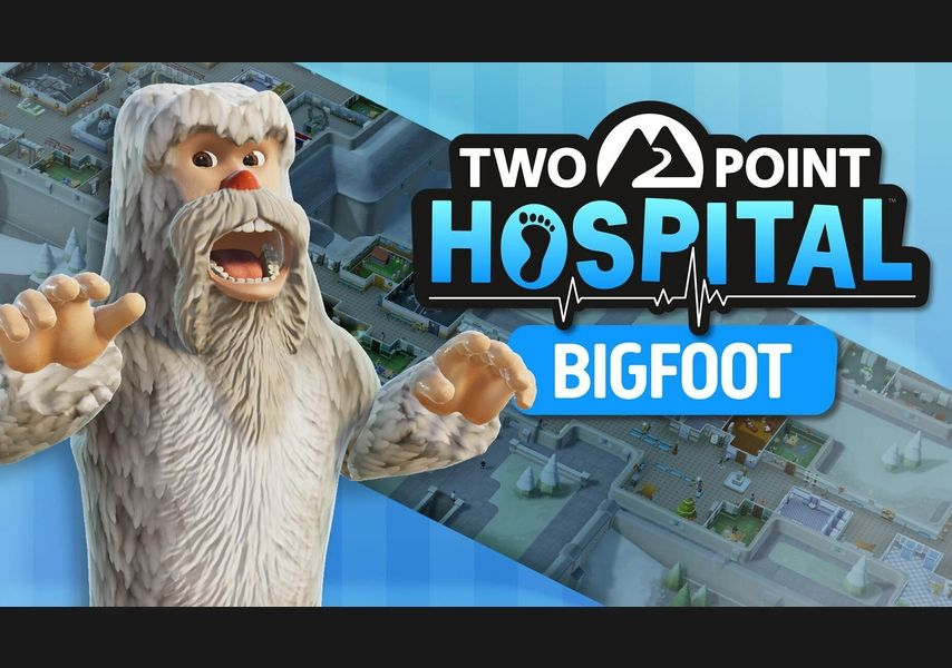 Two Point Hospital Bigfoot nous apporte un peu de fraîcheur