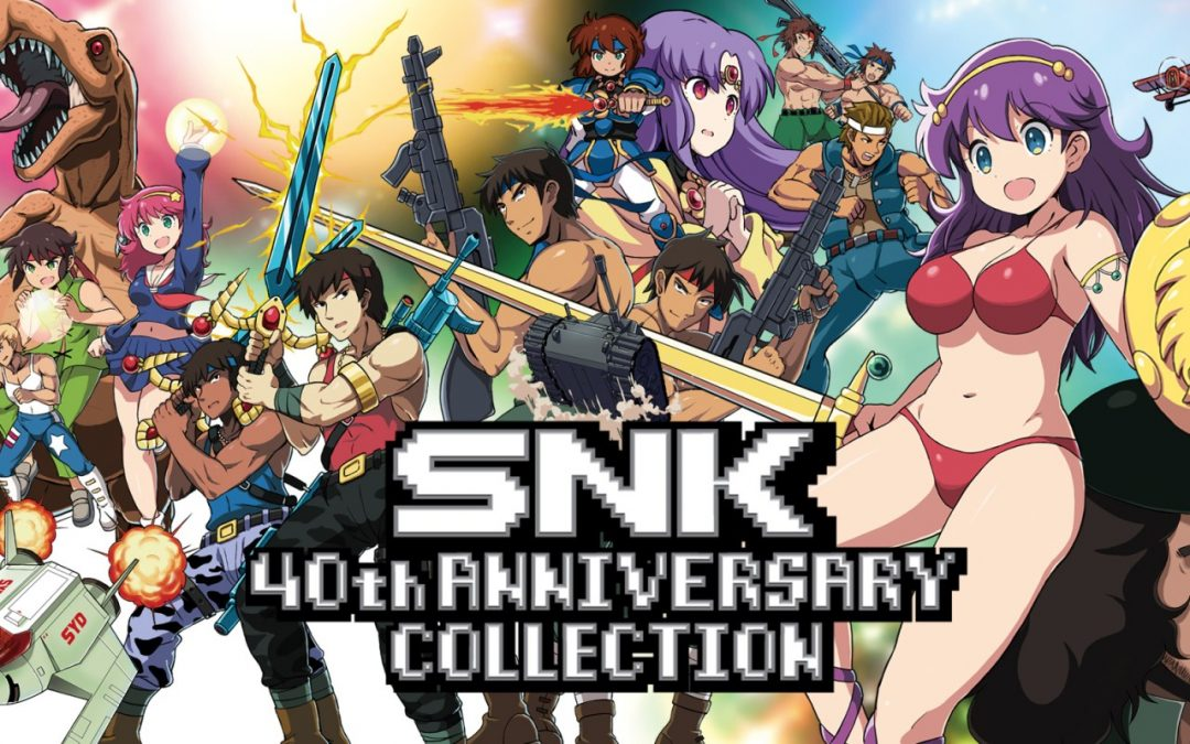 SNK 40th anniversary collection : La dose de nostalgie !