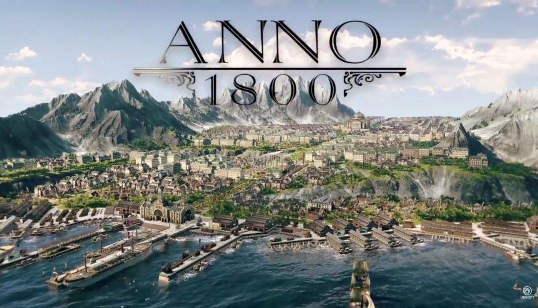 Anno 1800 : Venez bâtir votre ville