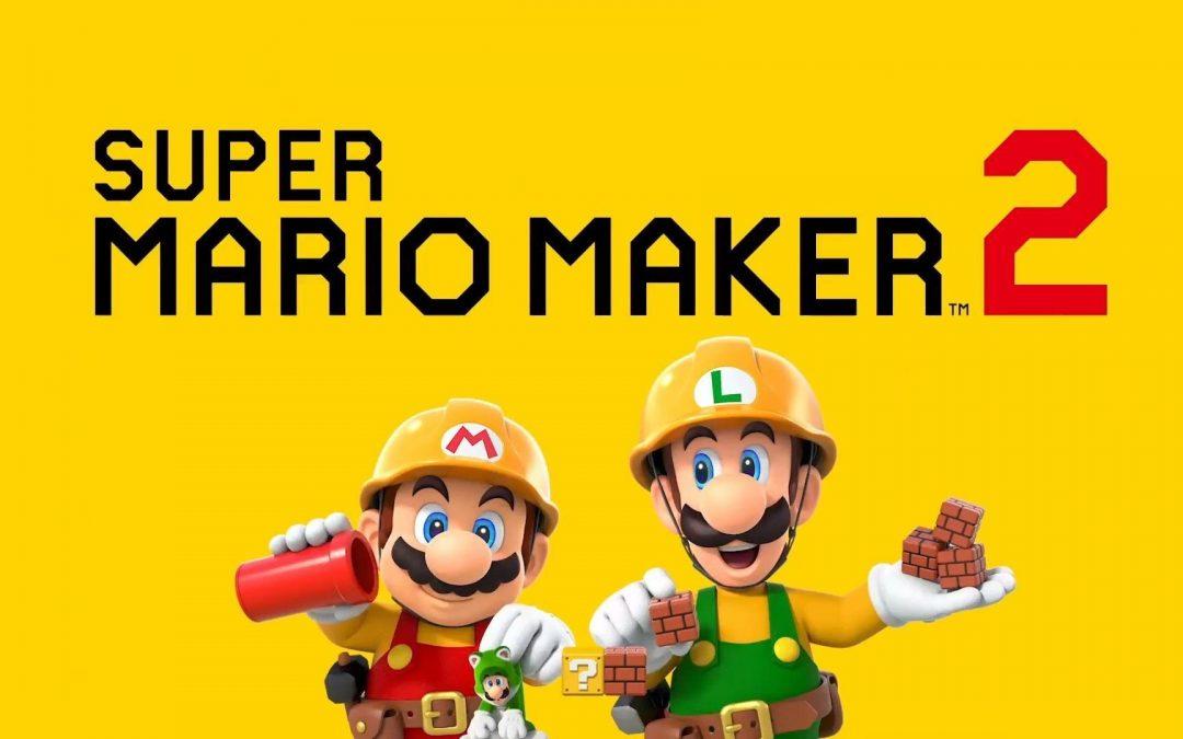 Super Mario Maker 2 : Le jeu infini
