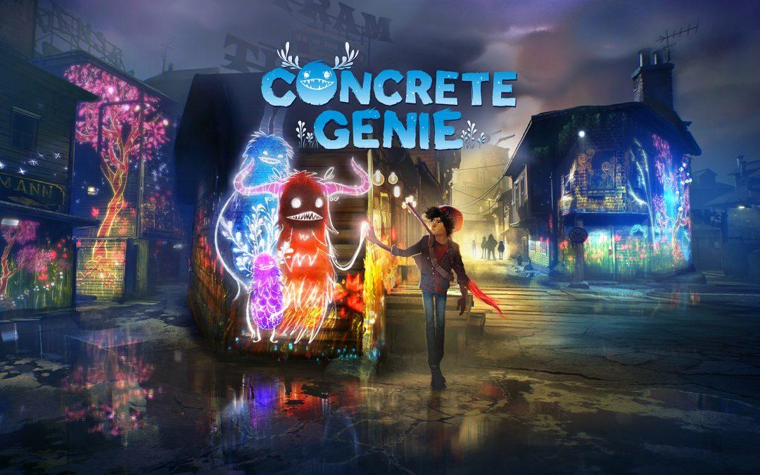 Concrete Genie, ça donne quoi ?