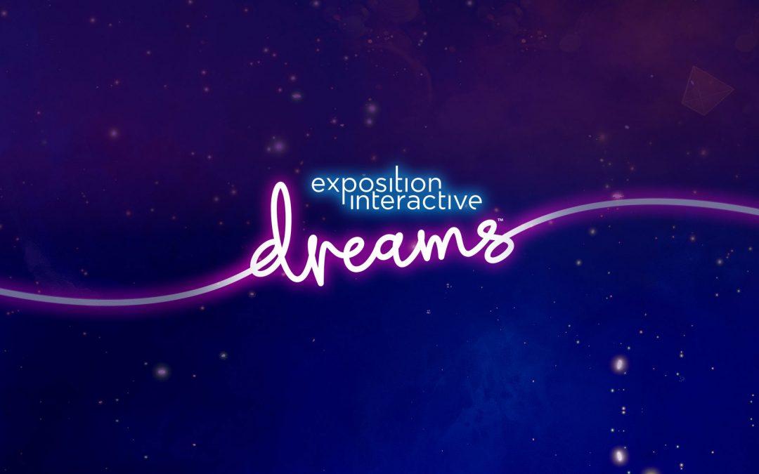 ExpoDreams – Quand votre créativité est votre seule limite !