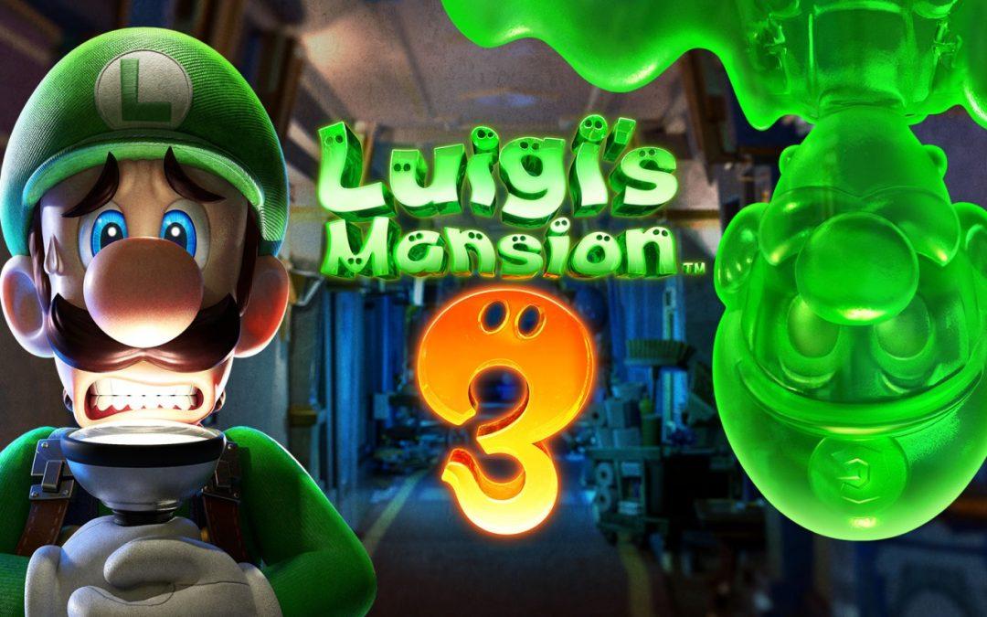Luigi's Mansion 3, le top sur Switch