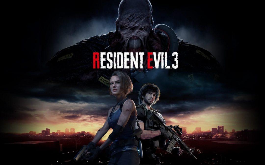 Resident Evil 3, le remake qui fait peur