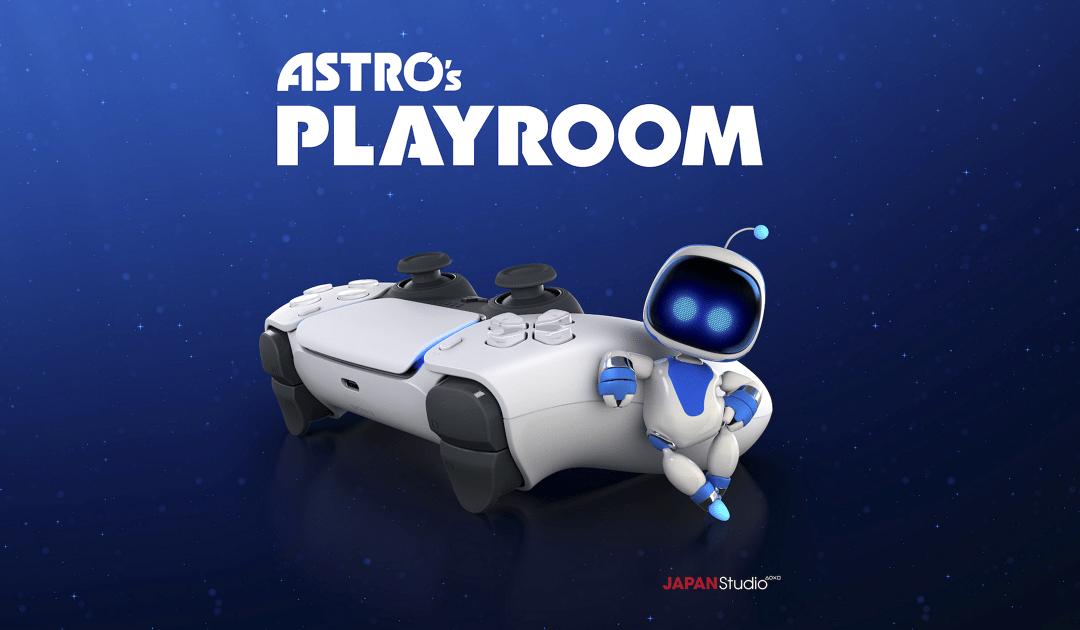 Astro's Playroom : Mon premier trophée platine !