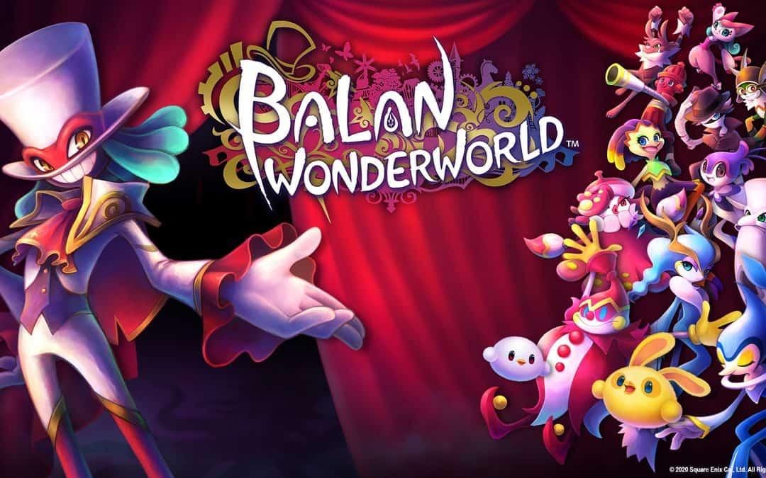 Balan Wonderworld, la démo donne quoi ?