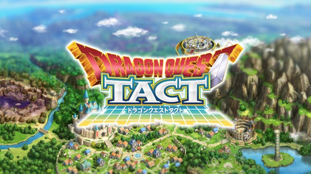 Dragon Quest Tact : Reroll facile