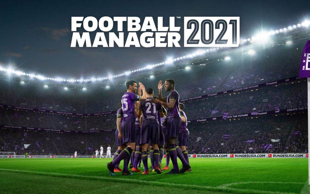 Football Manager 2021, le nouvel opus de cette année