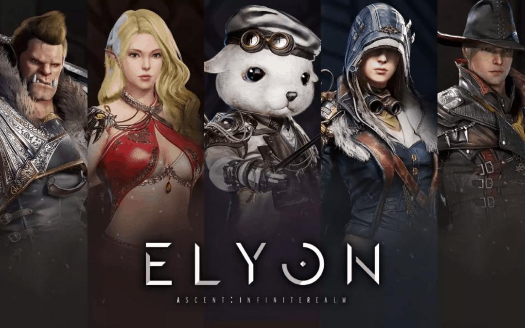 Elyon : La beta fermée du 6 au 10 mai